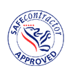 As part of Safe Contractor Abba Drains Ltd adhere to the construction rules and regulations set out by the group